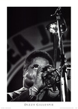 Dizzy Gillespie Posters by Vincent Mentzel