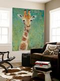 Giraffe Vægplakat af Rebecca Kinkead