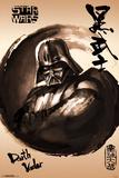 Star Wars- Darth Vader Sumi-E Fotografia