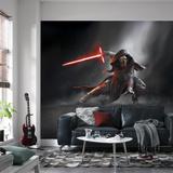 Star Wars - Kylo Ren Wandgemälde
