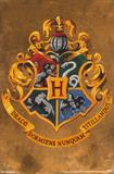 Harry Potter- Hogwarts Crest Poster