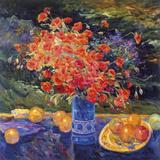 Still Life with Poppy Giclée-Druck von  Malva