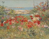Ocean View Giclee Print by Frederick Childe Hassam