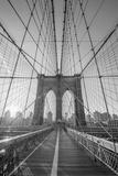 Brooklyn Wires Giclée-vedos tekijänä Alan Copson
