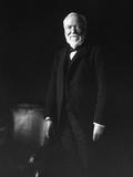 Photo of Industrialist Andrew Carnegie Reproduction photographique par  Stocktrek Images