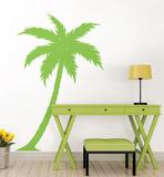 椰子の木ウォールステッカー・壁用シール ウォールステッカー