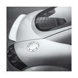 Audi Tt Rear Gas Door Close-Up Photographic Print by Henri Silberman