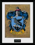Harry Potter Ravenclaw Reproduction encadrée pour collectionneurs