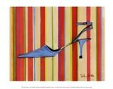 Retro Heels II Posters par Trish Biddle