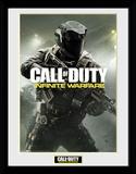 Call Of Duty Infinite Warfare New Key Art Stampa del collezionista