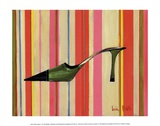 Retro Heels I Affiches par Trish Biddle