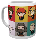 Harry Potter - Chibi Mug Taza