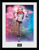 Suicide Squad Harley Quinn Stand Collector Print