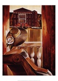 Room with a View II Affiches par Trish Biddle
