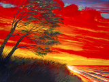Long Goodbye Limited Edition Print on Canvas by Ford Smith