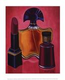 Eitelkeiten-Serien II Kunstdrucke von Will Rafuse