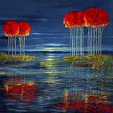 Twilight Embrace Limited Edition Print on Canvas by Ford Smith