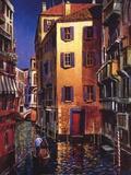 Venetian Light Prints by Michael O'Toole