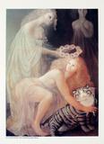 Le Couronnement de la Bienheureuse Feline Konst av Leonor Fini