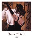 Salsa Affiches par Trish Biddle
