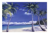 Secluded Cove Prints by Paul Kenton