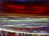 Contemplation Limited Edition Print on Canvas by Ford Smith