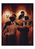 Tango Shop II Affiches par Trish Biddle