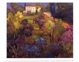 Verger de printemps Art par Philip Craig