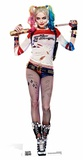 Suicide Squad - Margot Robbie Harley Quinn Cardboard Cutout Pahvihahmot