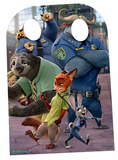 Zootopia - Zootropolis Stand-In Cardboard Cutout Pappfigurer