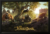 The Jungle Book- Live Action Panorama Photo