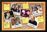 Cheech & Chong- Corkboard Diaries Poster
