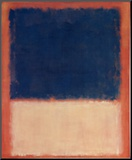 No. 203, c.1954 Mounted Print by Mark Rothko