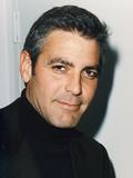 George Clooney Metal Print
