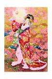 Syungetsu Posters by Haruyo Morita