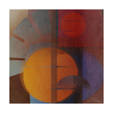 Abstract Tisa Schlemm 05 Kunst van Joost Hogervorst