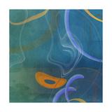 Abstract Twirl 04 Posters van Joost Hogervorst