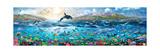 Ocean Panorama Kunstdrucke von Adrian Chesterman
