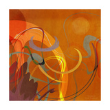 Abstract Twirl 05 Prints by Joost Hogervorst