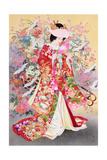 Hanayagi Prints by Haruyo Morita