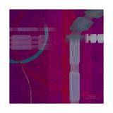 Abstract 01 I Schilderij van Joost Hogervorst