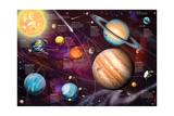 Solar System 2 Affiches par Garry Walton