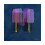 Abstract Soft Blocks 01 II Posters van Joost Hogervorst
