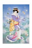 Chou No Mai Prints by Haruyo Morita