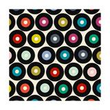Vinyl (Variant 1) Posters van Sharon Turner