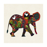Little Elephant Posters van Sharon Turner