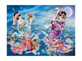 Tsuki Hoshi Prints by Haruyo Morita