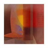 Abstract Tisa Schlemm 04 Schilderij van Joost Hogervorst