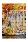 Gold Mediterrane 06 Prints by Joost Hogervorst