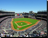Yankee Stadium Stretched Canvas Print